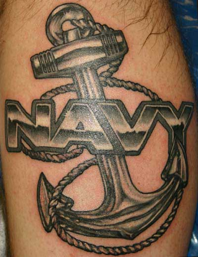 Anchor tattoo meaning tattoosphoto for American anchor tattoo