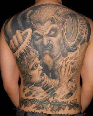 majority of these tattoos are not symbols of satanic rituals innate ...