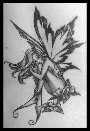 Naked fairy tats — 7
