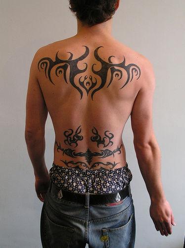 Fabuleux Tribal Tattoos   tattoosphoto OE35