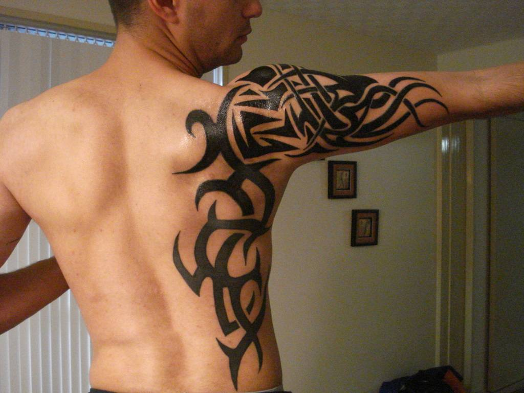 Exceptionnel Tribal Tattoos | tattoosphoto SR57