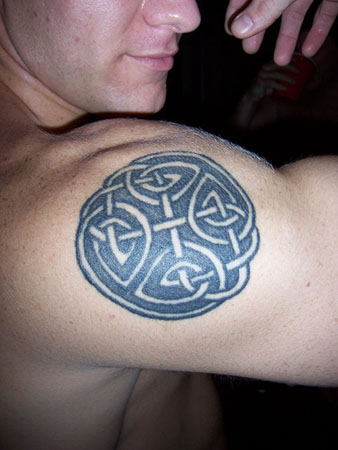 Celtic Tattoo For Men  Tattoosphoto