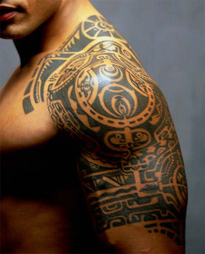 Polynesian Tattoos Photos  Pictures